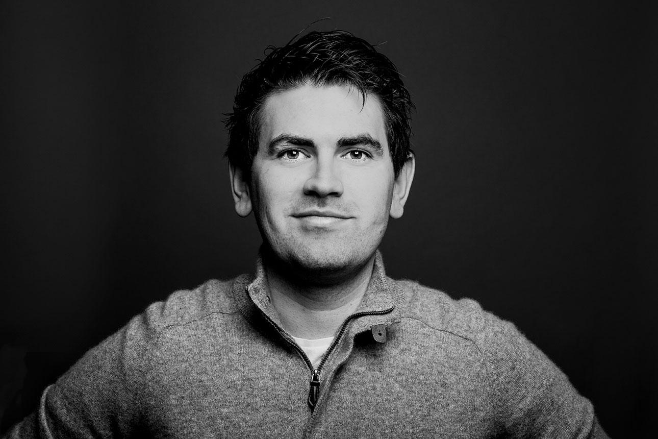 Mathieu Groussard chef et fondateur des brunchs de mathieu