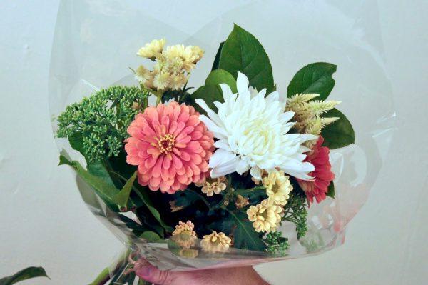 Brunch et fleurs en cadeau livrés à Montréal