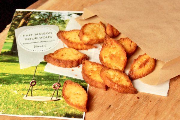 Des croustilles douceurs: nos crousti'd'bake